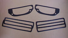 Triumph STAG  Door handle / Side badge+lamp gasket set