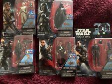 Star Wars Rogue One   Six 3.75 Inch Figure sets