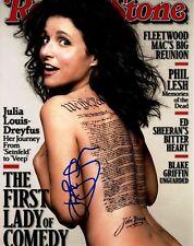 Julia Louis-Dreyfus Seinfeld Autographed Signed 8x10 Photo Reprint