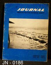 Journal American Aviation Historical Society (1965)