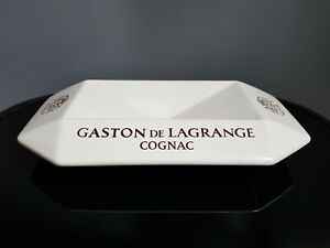 Gaston De Lagrange Ashtray, Home Bar, Man Cave, Retro Breweriana