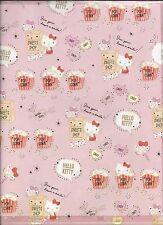 Sanrio Hello Kitty Stars File Folder Portfolio Side Open 2 Sizes Set