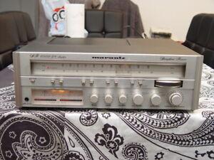 MARANTZ SR 6000 DC AMPLIFIER / STEREO RECEIVER