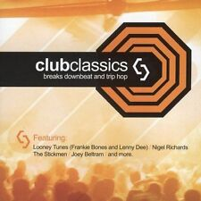 Club Classics: Breaks, Downbeats and Trip Hop by Various Artists (CD,...