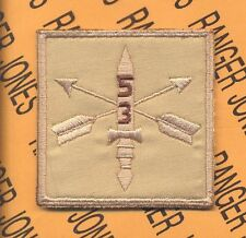 3-5th Special Forces Group  AIRBORNE Helmet Cover patch