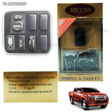 Full Auto Turbo Timer Control Miccon For Isuzu Holden D-Max Pickup 2012 - 2016