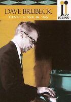 Dave Brubeck - Jazz Icons (DVD, 2007)