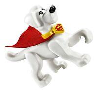 LEGO SUPERMAN KRYPTO SUPER DOG MINIFIGURE 76096 - DC JUSTICE LEAGUE SUPERHEROES