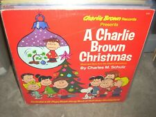 CHARLES M SCHULZ a charlie brown christmas ( holiday ) booklet