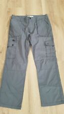 Mens Cargo Trousers Size 38 Waist