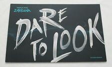 Cirque Du Soleil Zarkana Dare To Look Program 2012 Souvenir Program