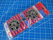 Tamiya RC Car Volkswagen Golf Gray Wheel Set Item 50783 for TT-01, TT-02 SP 783
