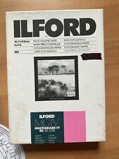 Inford Photo Paper 12.7x17.8cm 5x7in 100 MGIV MultigradeIV RC Delux Glossy Brill
