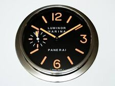 Home Decor - 34cm Panerai Polishing case Wall Clock