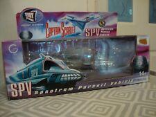Product Enterprise Captain Scarlet Spectrum Pursuit Vehicle action playset 2005.
