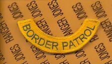 US Army 2nd 3rd Armored Cavalry Regiment ACR BORDER PATROL Tab arc scroll patch