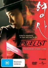 DUELIST DVD=KOREAN LANGUAGE=REGION 4 AUSTRALIAN RELEASE=NEW AND SEALED