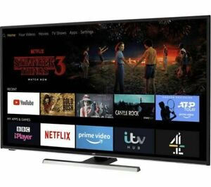 """JVC LT-55CA890 Android TV 55"""" Smart 4K Ultra HD HDR LED TV with Google Assistant"""
