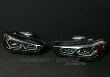 New BMW X1 F48 LCI USA LED Headlights Head Lights 9477815 9477816 Complete