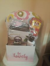 All Occassion Woman Gift Box Pink Magnolia Bath & Body Works