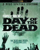 Day Of The Dead DVD 2 Disc Special Edition George A Romero DVD New Sealed UK R2