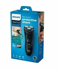 PHILIPS® AquaTouch Wet & Dry Men's Electric Shaver With Pop-Up Trimmer AT899/06