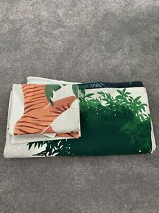 Disney Primark Jungle Book King Size Bedding Quilt Cover Two Pillow Covers