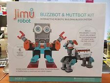 UBTECH Jimu Robot DIY Buzzbot/Muttbot interactive Robotics building Kit (JR0602)