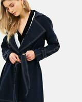 [ ELLIATT ] Womens New York Trench Coat / Jacket | Size M or AU 12 / US 8