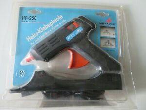 Heiss-Klebepistole-Monacor HP-250-Originalverpackt
