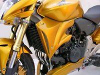 Honda Hornet 600 Escopas radiador tapas ecopes radiator cover Mod ER