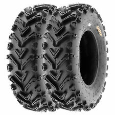 Pair 2 CST Abuzz 24x10-11 ATV Tire Set 24x10x11 CU02 24-10-11