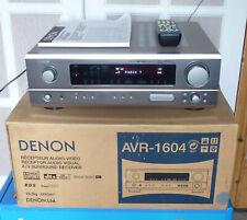 Denon AVR-1604 6.1 Channel 110 Watt Receiver
