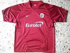 m1 tg XL 52/56 maglia SPARTA PRAHA FC football club calcio jersey shirt XL size
