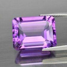 23.58ct 13x18mm Rectangle Cut UNHEATED Olive Purple Sapphire AAA GEMSTONE