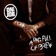 ON THE JOB - A BAG FULL OF BREW (CD DIGIPACK) NEU Punk Streetpunk OI NOI!SE