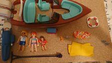 Lancha recreo playmobil 9428