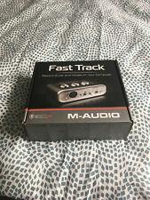 FAST TRACK M-AUDIO FAST TRACK 5859779 GRABADORA GUITARRA Y VOZ