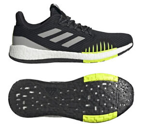 adidas PulseBOOST HD  Winter Men's Running Shoes Black Fitness Gym Boost FU7322