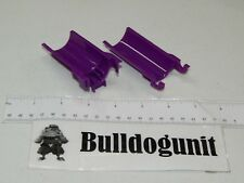 Lot of 2 Purple Short Track Parts Jumpster Xtreme Marble Mania Techno Gears