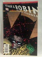 Batman & Robin The Boy Wonder #2 Frank Miller Cover