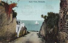 Postcard Aqua Vista Bermuda