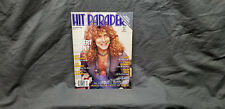 """Hit Parader Oct. 1983 """"Led Zeppelin ~ Robert Plant"""" With Iron Maiden Centerfold"""