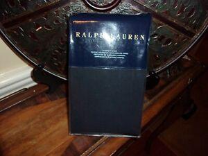 NIP Ralph Lauren Durant Caylin 100% Cotton Navy Euro Sham $215