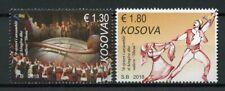 Kosovo 2018 MNH Shota National Songs & Dance Ensemble 2v Set Music Stamps