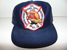 Gaston NC FIRE DEPARTMENT Union Rd 51 LARGE PATCH YOSEMITE SAM Vintage * NEW *