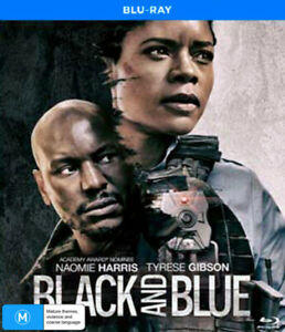 BLACK AND BLUE (2019) (2019) [NEW BLURAY]