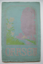 Offset catalog Fuchs and Lang Manufacturing Co Printing supplies 1927