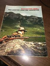 1968 Winchester Western Sporting Arms & Ammunition Magazine