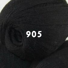 AIP 1 Ball x 50gr LACE Soft Acrylic Wool Cashmere hand knit Crochet Wrap Yarn 05